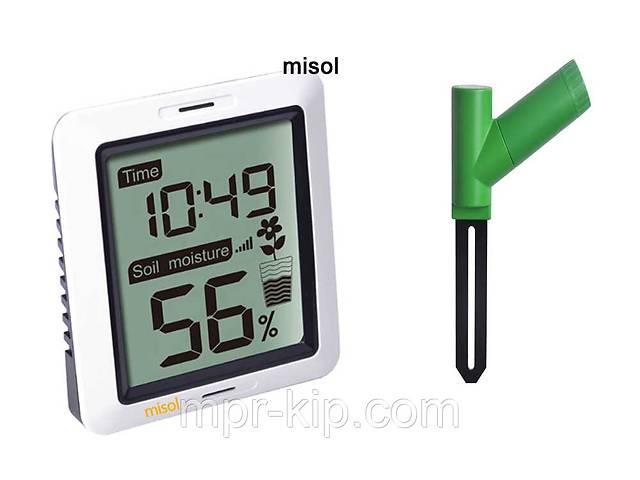 продам Беспроводной измеритель влажности грунта Misol WH-0291S-1 (0-100%) бу в Львове