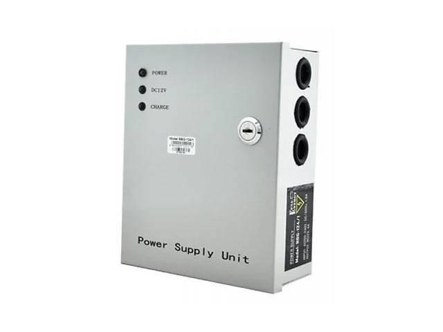 Блок питания для систем видеонаблюдения Full Energy BBG-124/1- объявление о продаже  в Харькове