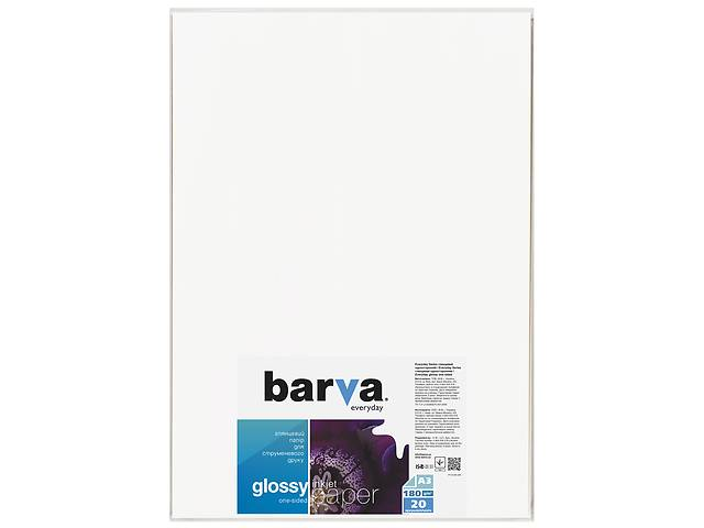 продам Папір BARVA A3 Everyday Glossy 180г 20с (IP-CE180-284) бу в Києві