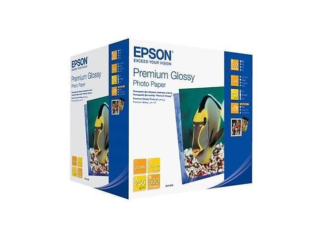 купить бу Бумага EPSON 10х15 Premium Glossy Photo (C13S041826) в Харькове