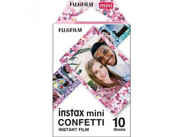 Бумага Fujifilm INSTAX MINI CONFETTI (54х86мм 10шт) (16620917)