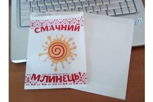 Паперова упаковка для fast food.