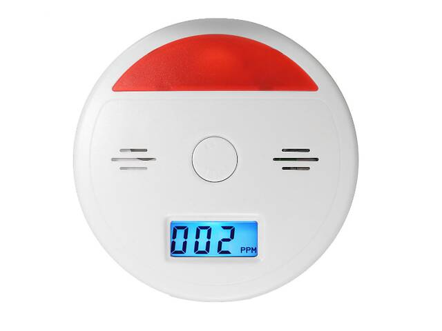 купить бу Детектор окиси углерода (угарный газ - СО) Smart Sensor JKD-601 (mdr_2463) в Киеве