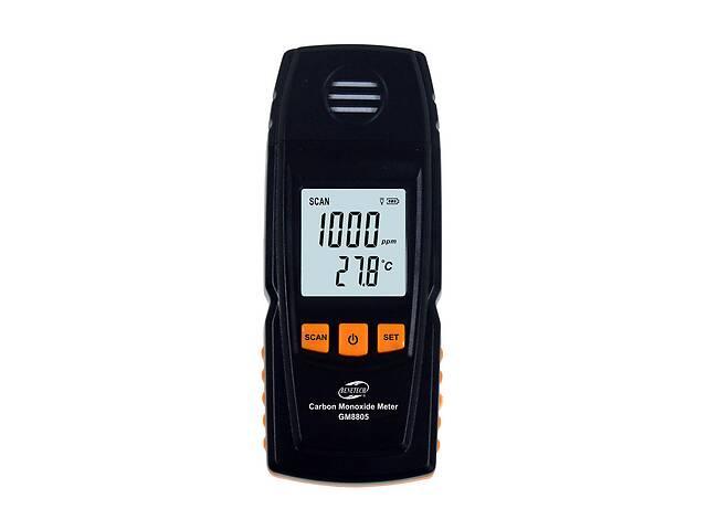 Детектор угарного газа GM8805: 0/1000 ppm S-HC-5256, t 0/100 C Benetech (mdr_2073)- объявление о продаже  в Киеве