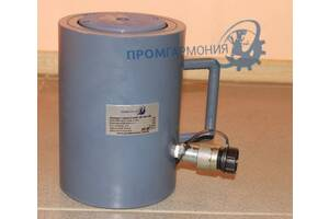 Домкрат гидравлический 100 тонн, ход штока 100 мм