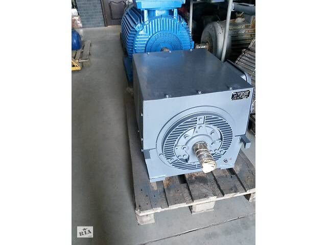 купить бу Электродвигатель 4АМН315S4 200 кВт 1500об/мин  в Николаеве