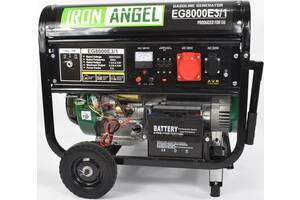 Электрогенератор Iron Angel EG 8000 E3/1