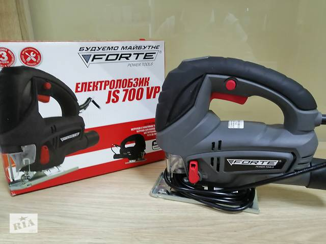 продам Электролобзик Forte JS 700 VP бу в Днепре (Днепропетровск)