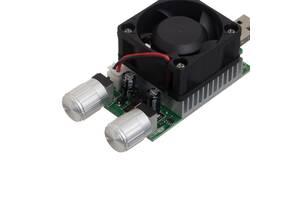 Электронная Нагрузка для Проверки Зарядок 35W