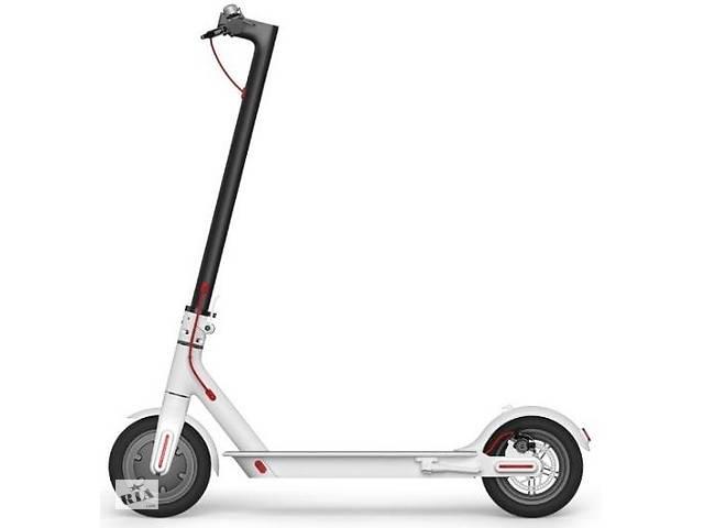 Электросамокат iSport Electric Scooter (is0088) Белый- объявление о продаже  в Полтаві