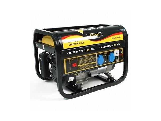 Генератор бензиновый Forte FG3500 SKL11-236541