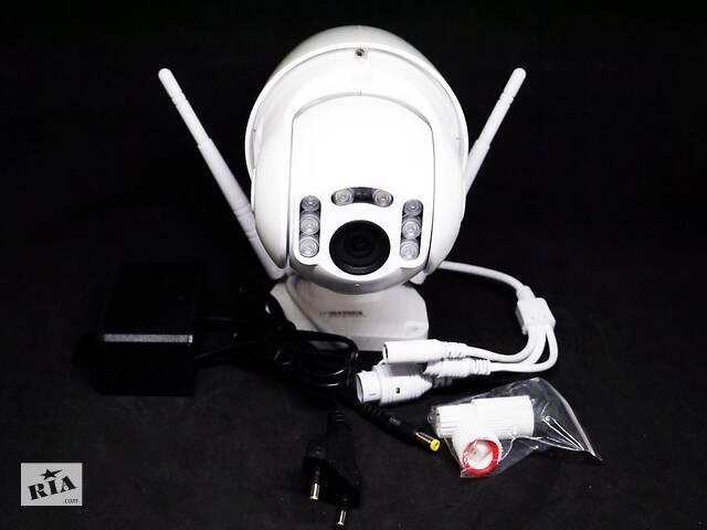 бу IP Camera EC85-X15 3MP с удаленным доступом уличная  + блок питания в Херсоне