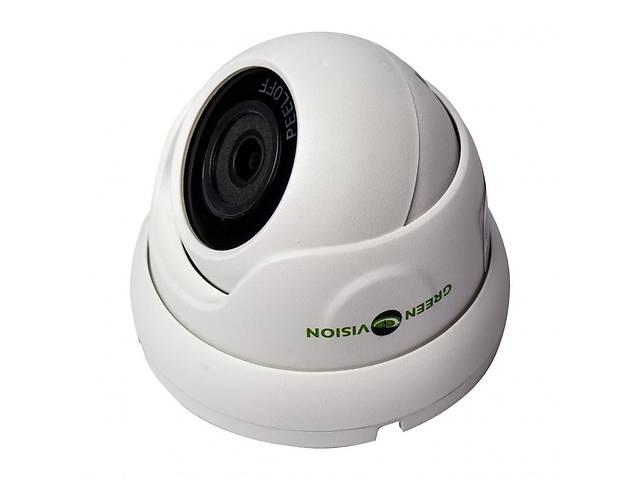 бу Камера видеонаблюдения GreenVision GV-099-IP-E-DOS50-20 POE (2.8) (11020) в Киеве