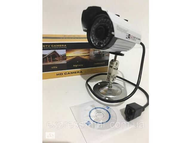 бу Камера відеоспостереження вулична СПАРТАК 635 IP 1.3 mp, камера відеоспостереження з роз'ємом LAN в Харкові