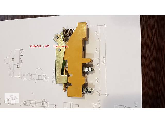 купить бу КЕ-42 кулачковий елемент контролера КВ, контакти КЕ-42 кулачковий елемент контролера ЕК в Миколаєві