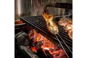 Хоспер печь на углях, закрытый мангал