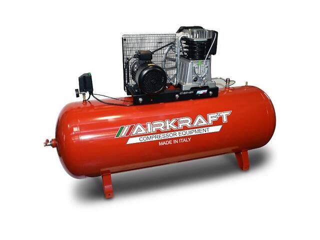 Компрессор 500 л ременной 1070л/мин, 380В, 7,5кВт AIRKRAFT AK500-988-380- объявление о продаже  в Одессе