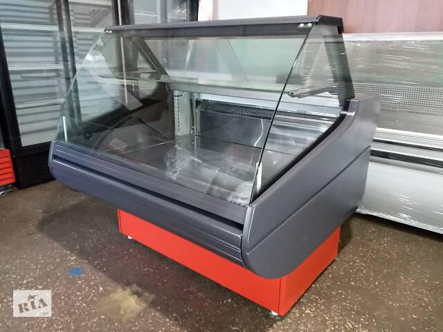 Кондитерская холодильная витрина Росс 1,3 б у