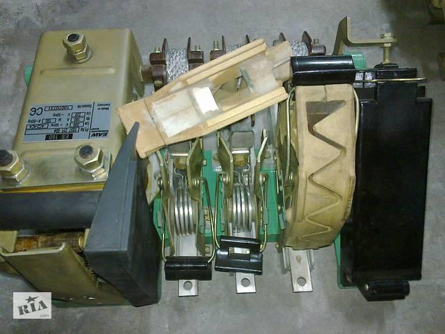 Контактор ES-100, контактор ES-160, контактор ES-250, контактор ES-400, контактор ES-630- объявление о продаже  в Николаеве