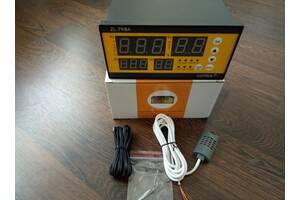 Контролер терморегулятор Lilytech ZL-7918A для інкубатора