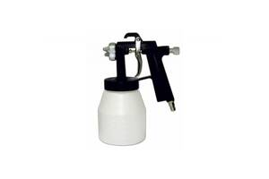 Краскопульт пневматический Werk ASG-1535PS нижний бак SKL11-236623
