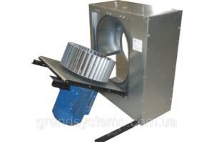 Кухонные центробежные  вентиляторы ВРК-К - 225*0,75-4Е