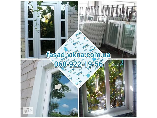 бу Купить пластиковое окно стеко в Козельщине окна двери жалюзи ролеты балконы ПВХ   в Козельщине