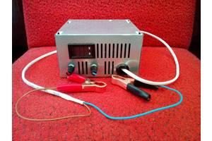 Лабораторний блок живлення - заряджання; U = 0,2 - 22V; I = 0,3 А - 10А