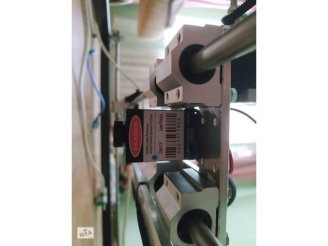 Лазерный гравер с ЧПУ 2.5 Вт