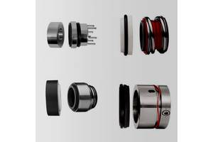 Механические торцевые уплотнения Vulcan для насосов и компрессоров - служат дольше оригиналов