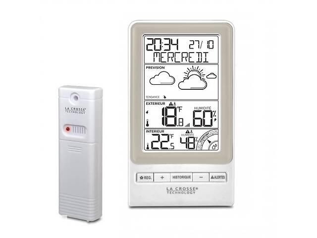 Метеостанция La Crosse WS6819 White Taupe LCrss927580- объявление о продаже  в Киеве