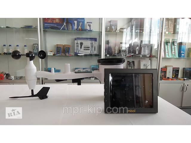 купить бу Метеостанция WS2320CE (с ПК интерфейсом и встроенным люксметром) в Дубно