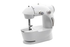Міні швейна машинка 201 c педаллю SKL11-131944