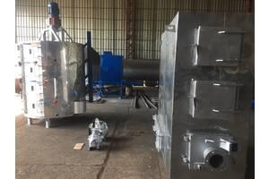 Оборудование для маслоцеха. котёл термомасляный. котел масляный