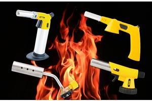Горелка для газового баллона / Газовая горелка