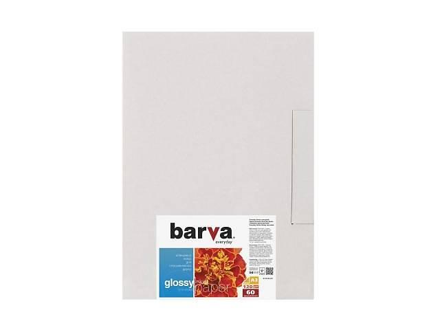 продам Бумага BARVA A3 Everyday Glossy 120г, 60л (IP-CE120-276) бу в Києві