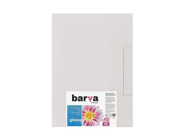 Бумага BARVA A3 Everyday Glossy 200г, 60л (IP-CE200-280)- объявление о продаже  в Києві