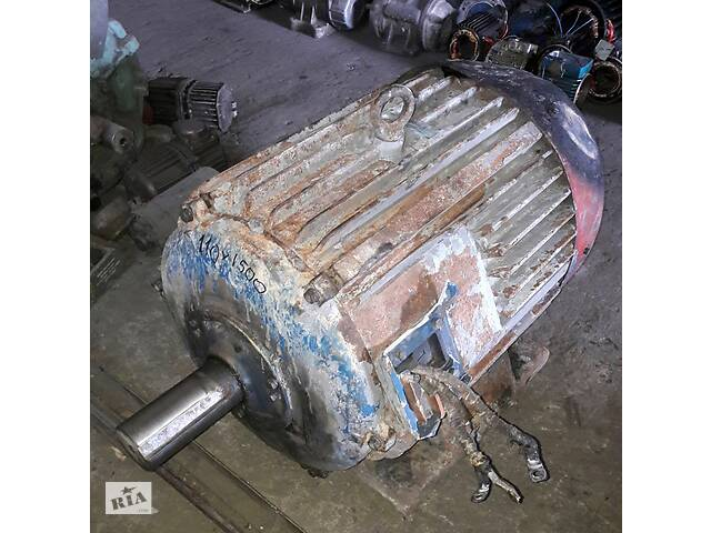 Продам электродвигатель 4АМ 280 S4 110 кВт/1500 об, 380 В- объявление о продаже  в Запорожье