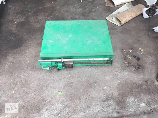 бу Продам ваги поштові на 125 кг в Дніпрі (Дніпропетровськ)