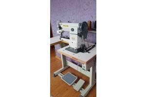 промышленная рукавная машина для тяжелых тканей и кожи DISON DS-20618LG