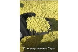Сірка гранульована Україна