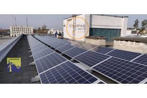 Мережева сонячна станція 10 кВт