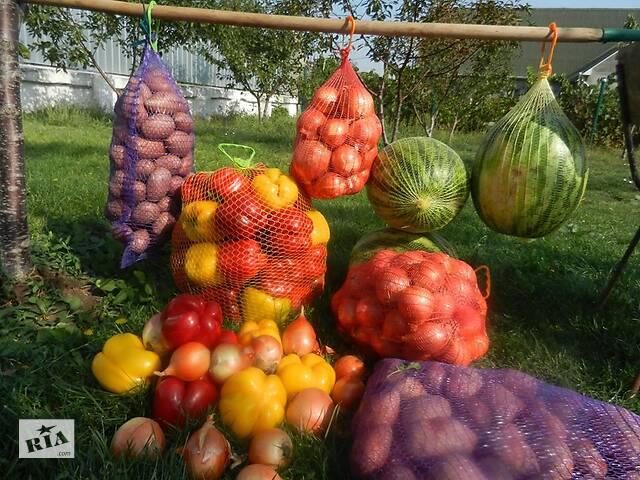 продам Сетка для упаковки овощей бу в Николаеве