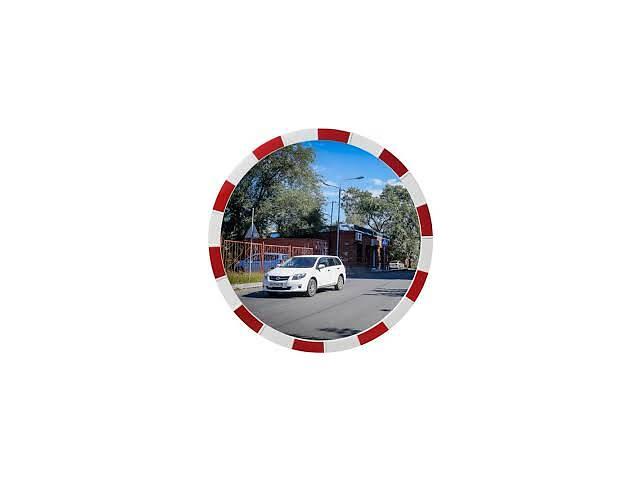 купить бу Сферическое дорожное зеркало Mega 900( диаметр 900 мм ) в Киеве