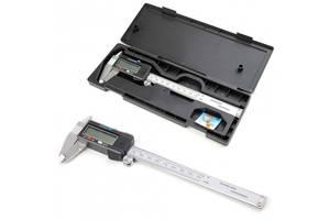 Штангенциркуль цифровой металлический UKC Digital 150мм Черный (20053100097)