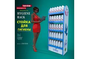 Стойка рекламная двухсторонняя | Купить, цена, фото