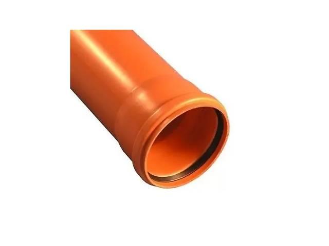 продам Труба ПВХ наружной канализации 110х3000х3,2 мм бу в Одессе