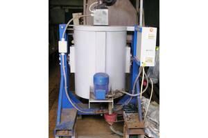 Центрифуга для сушки деталей в гальваническом производстве