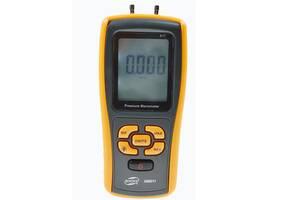 Цифровой дифференциальный манометр Benetech GM511 (0.01/10 кПа) USB интерфейс МАХ давление 50 кПа АТС (mdr_5280)