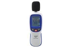 Цифровой шумомер Benetech Wintact WT85B (GM1353B) диапазон 30 -130 dB (mdr_5314)